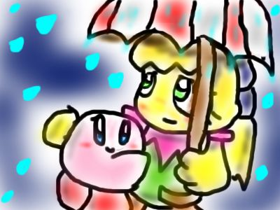 Kirby cute moments
